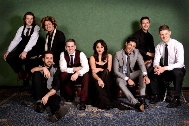 Promo Seven Function Band London