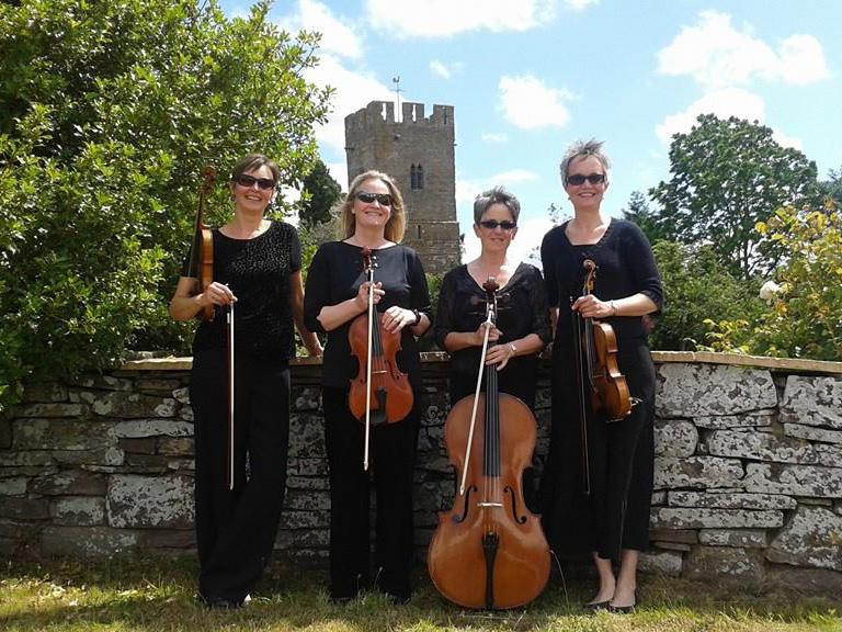 Promo Severn String Quartet String Quartet Somerset