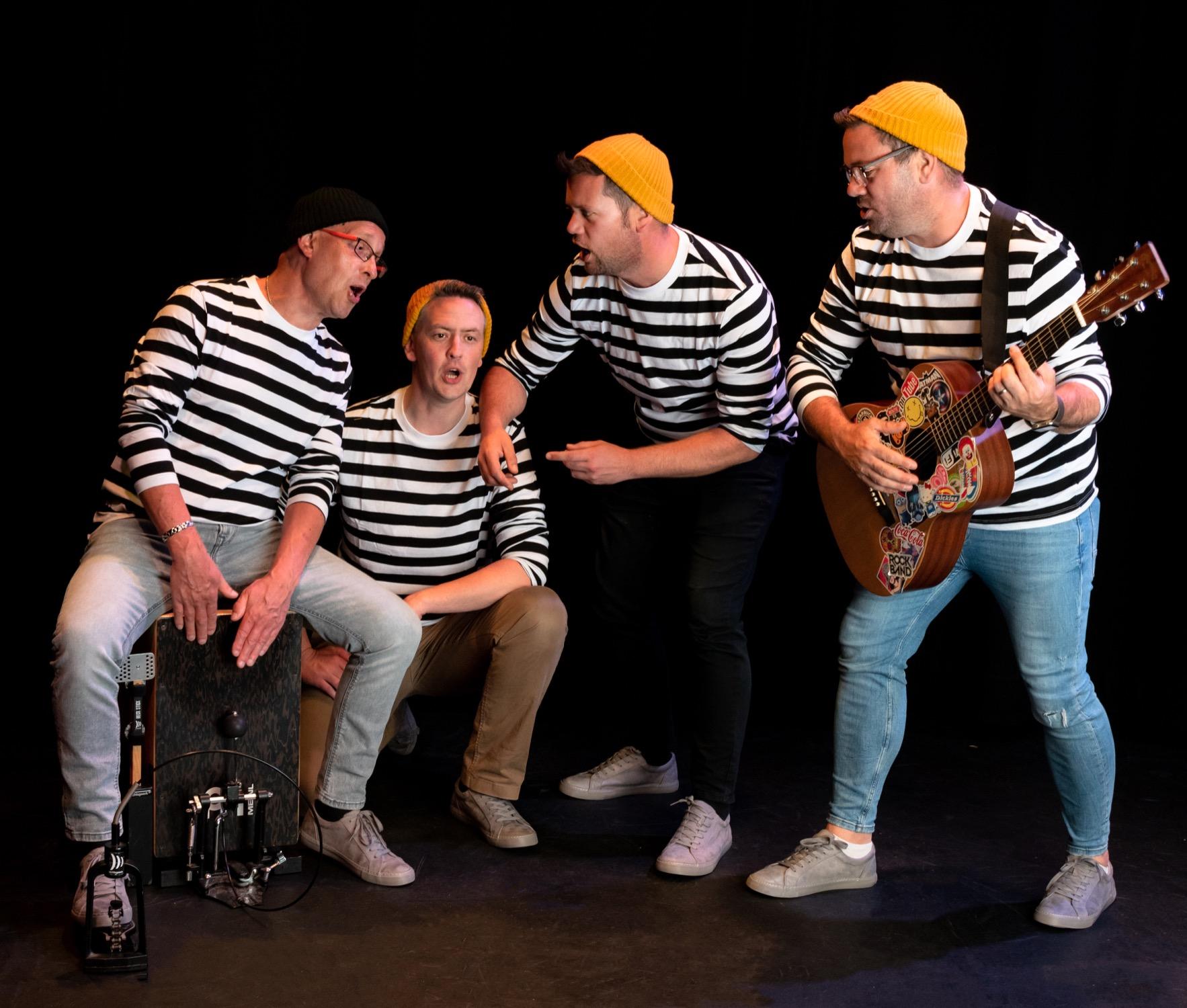 Promo The Shanty Buoys Sea Shanty Singers / Folk Choir Suffolk