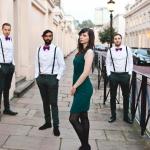 Promo The Four Sharps  London