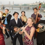 Promo She Koyokh Klezmer Ensemble Latin, Salsa or Cuban Band London