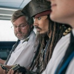 Promo Captain Jack Sparrow Lookalike  West Sussex