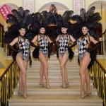 Promo Elite Event Dancers Bespoke Dance Performances / Showgirls Leicestershire