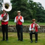 Promo Silkville Road Allstars Dixieland Jazz Trio London