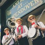 Promo Silver St Dixie Trio Dixieland Jazz Band Hertfordshire