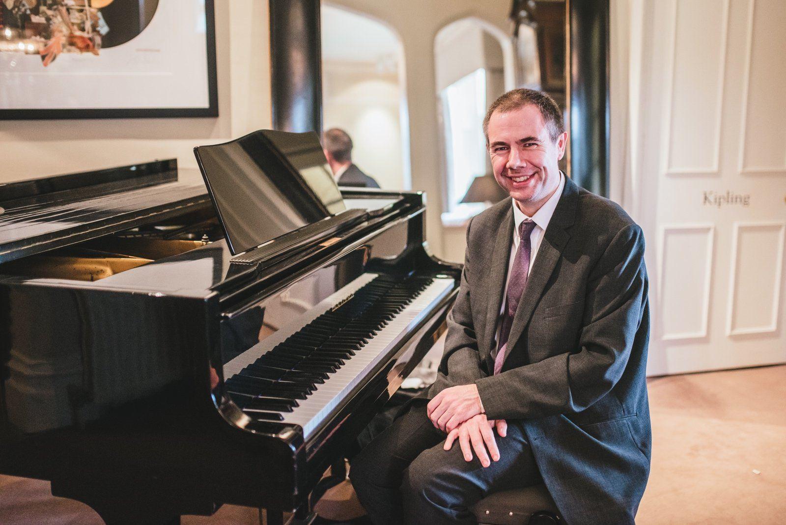 Promo Steve Jordan  Buckinghamshire