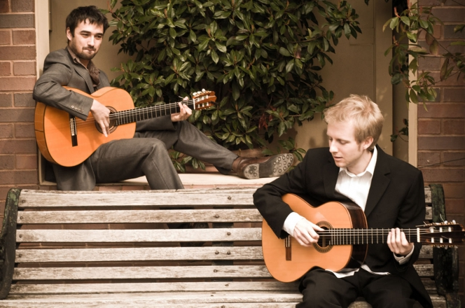 Promo Sin Compas Gypsy Jazz/ Flamenco Guitar Duo West Midlands
