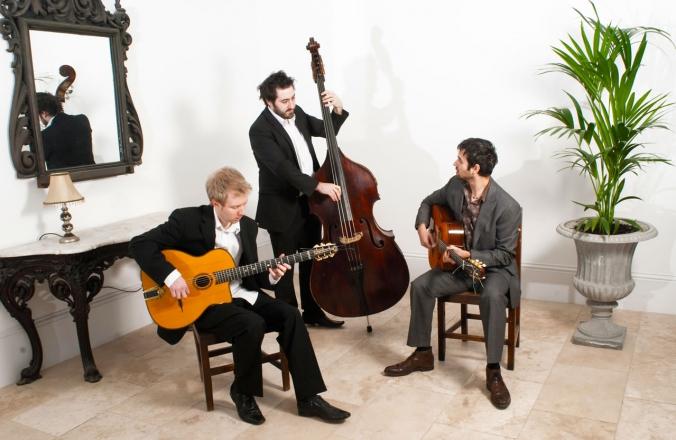Promo Sin Compas Gypsy Jazz/ Flamenco Guitar Duo West Midlands