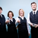 Promo The Fabulous Singing Waiters  London