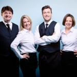 Promo The Fabulous Singing Waiters Singing Waiters West Yorkshire