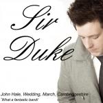 Promo Sir Duke  Cambridgeshire