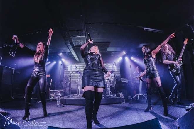 Promo Sirens Rock Show Rock Tribute Show Leicestershire