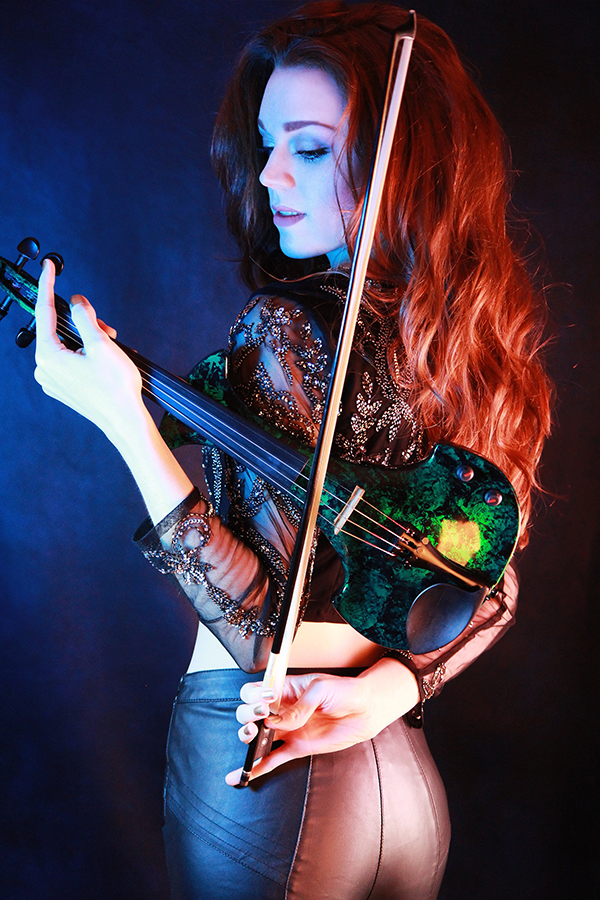 Promo Lauren The Violinist Electric Violinist Greater Manchester