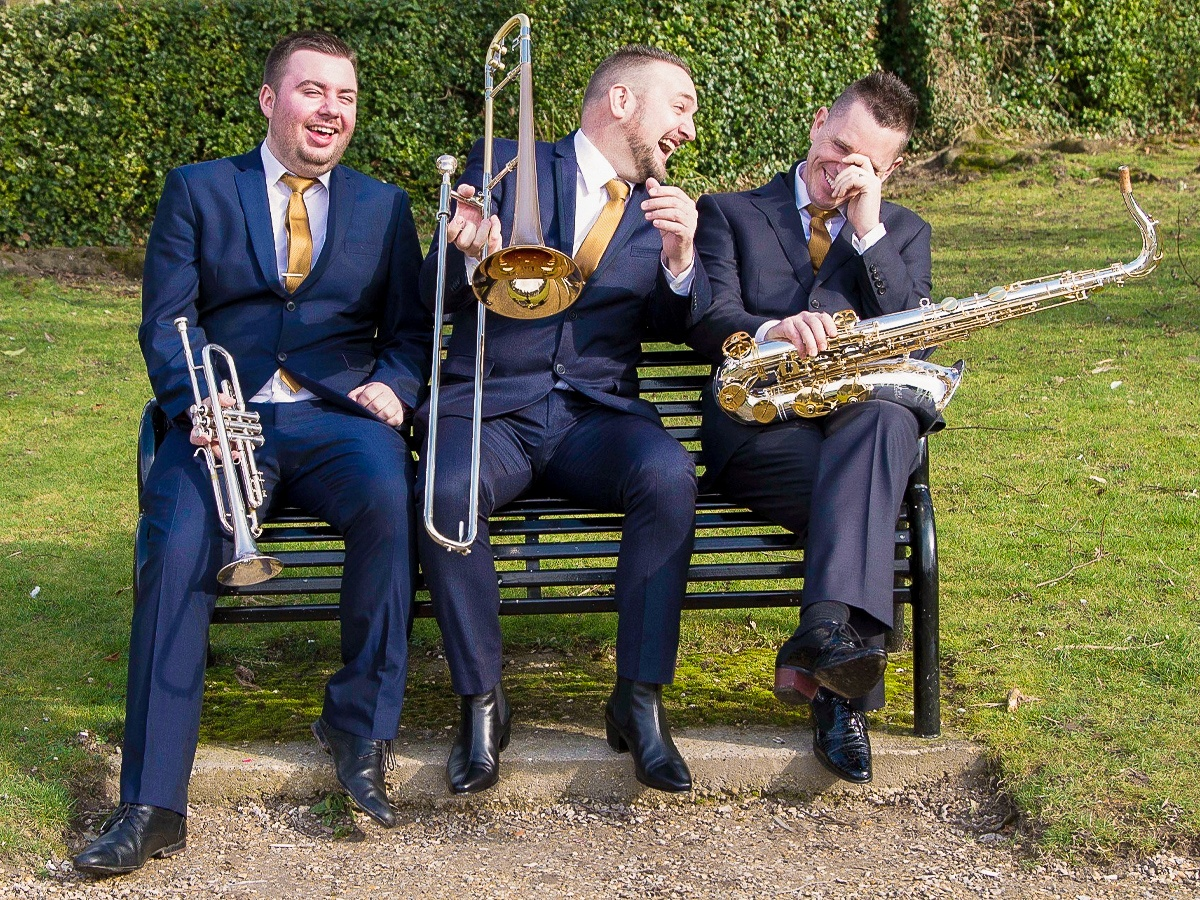 Promo Smooth Horns Brass Trio Hampshire