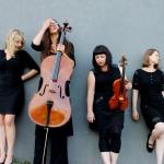 Promo Solar Strings String Quartet Cramlington, Newcastle Upon Tyne