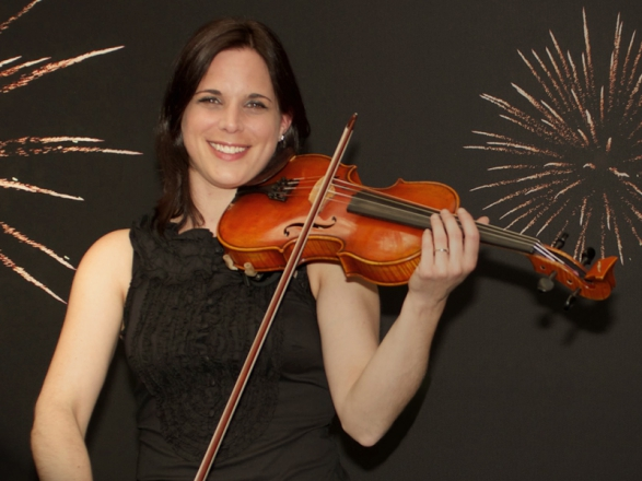 Promo Soloise (Electric and Classical Violinist) Solo Classical and Electric Violinist London