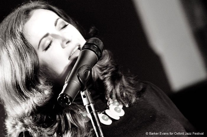 Promo Little Miss Behavin Jazz Singer Northamptonshire