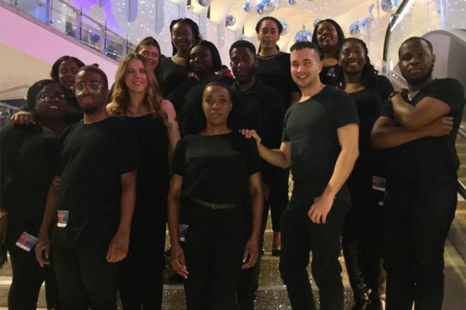 Promo Soulful Sounds Gospel Choir London