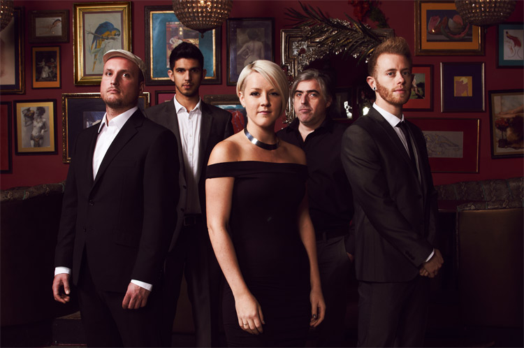 Promo Soul Patrol Pop and Soul Band East Sussex