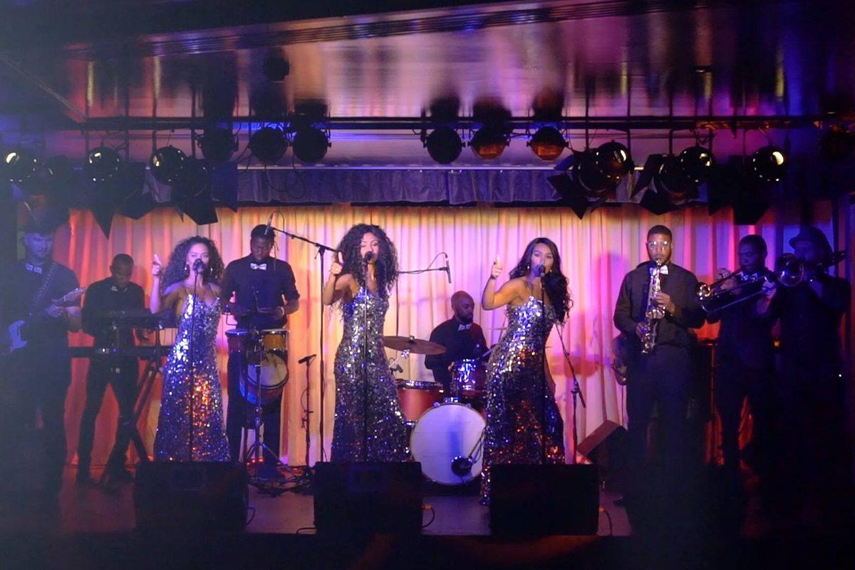 Promo Soul Queens Soul Band London