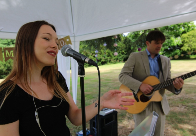 Promo Hummingbird Acoustic Duo London