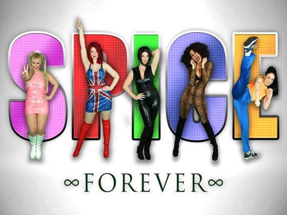 Promo (Spice Girls) Spice Forever Tribute Act Staffordshire
