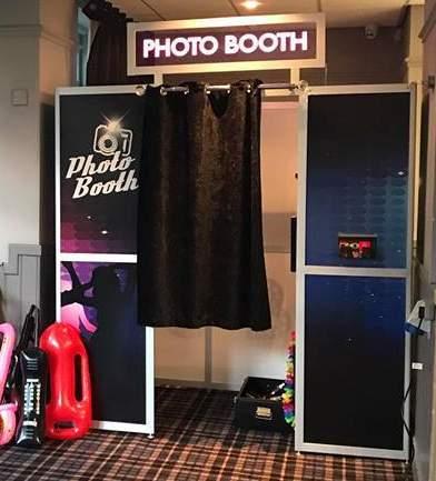 Promo Mr Booths Photobooth London
