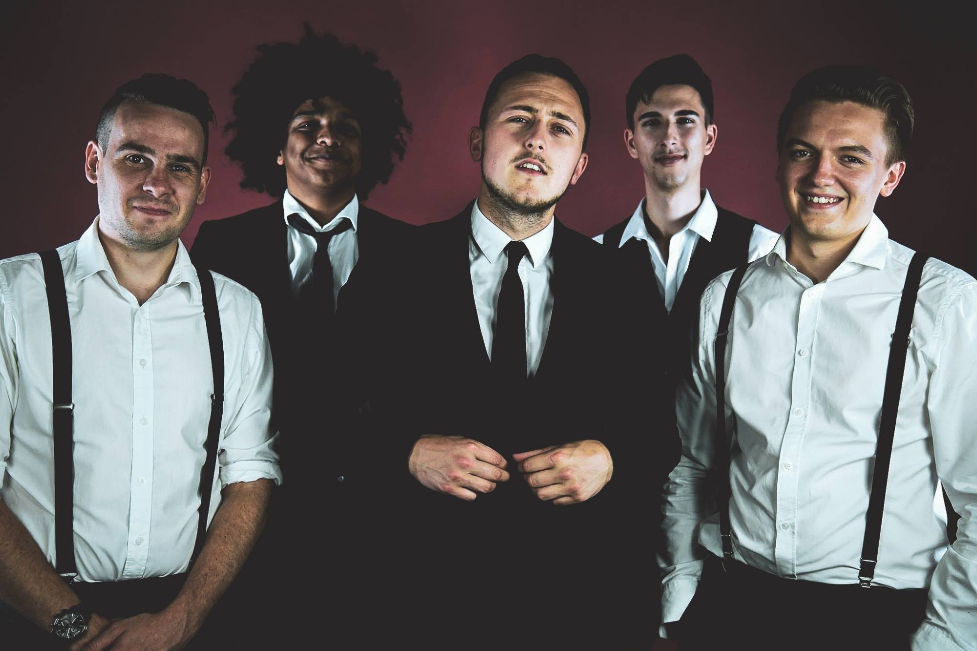 Promo Stardust Swing Soul and Pop Band London