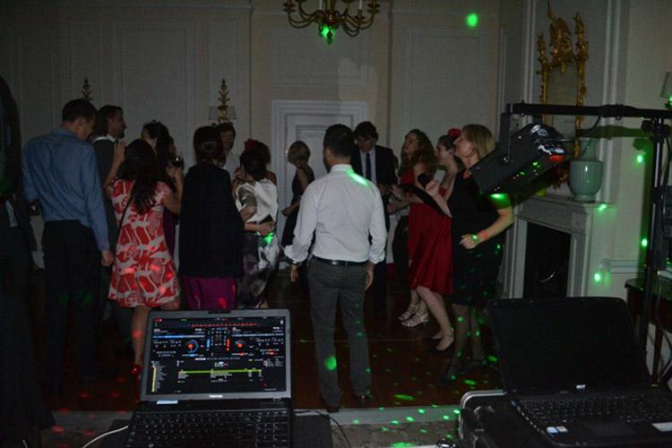 Promo Steeve Mills Wedding DJ London
