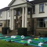 Promo Crazy Golf Fun  Staffordshire