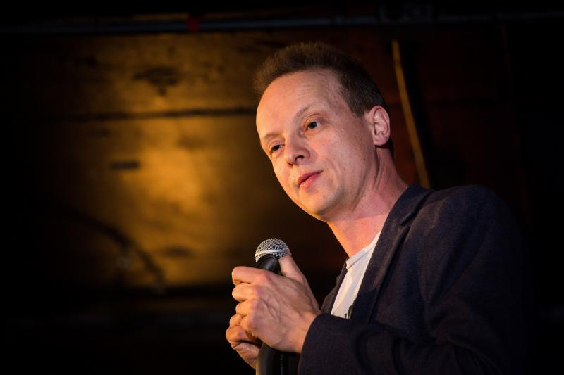 Promo Stephen Grant Comedian London