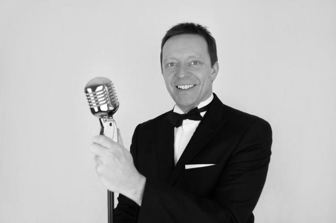 Promo Stephen Hooper Swing & Rat Pack Band Essex