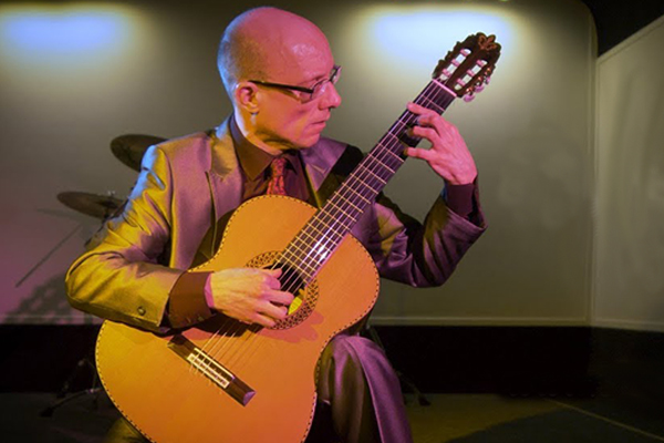 Promo Stephen Paul Classical Guitarist Hertfordshire