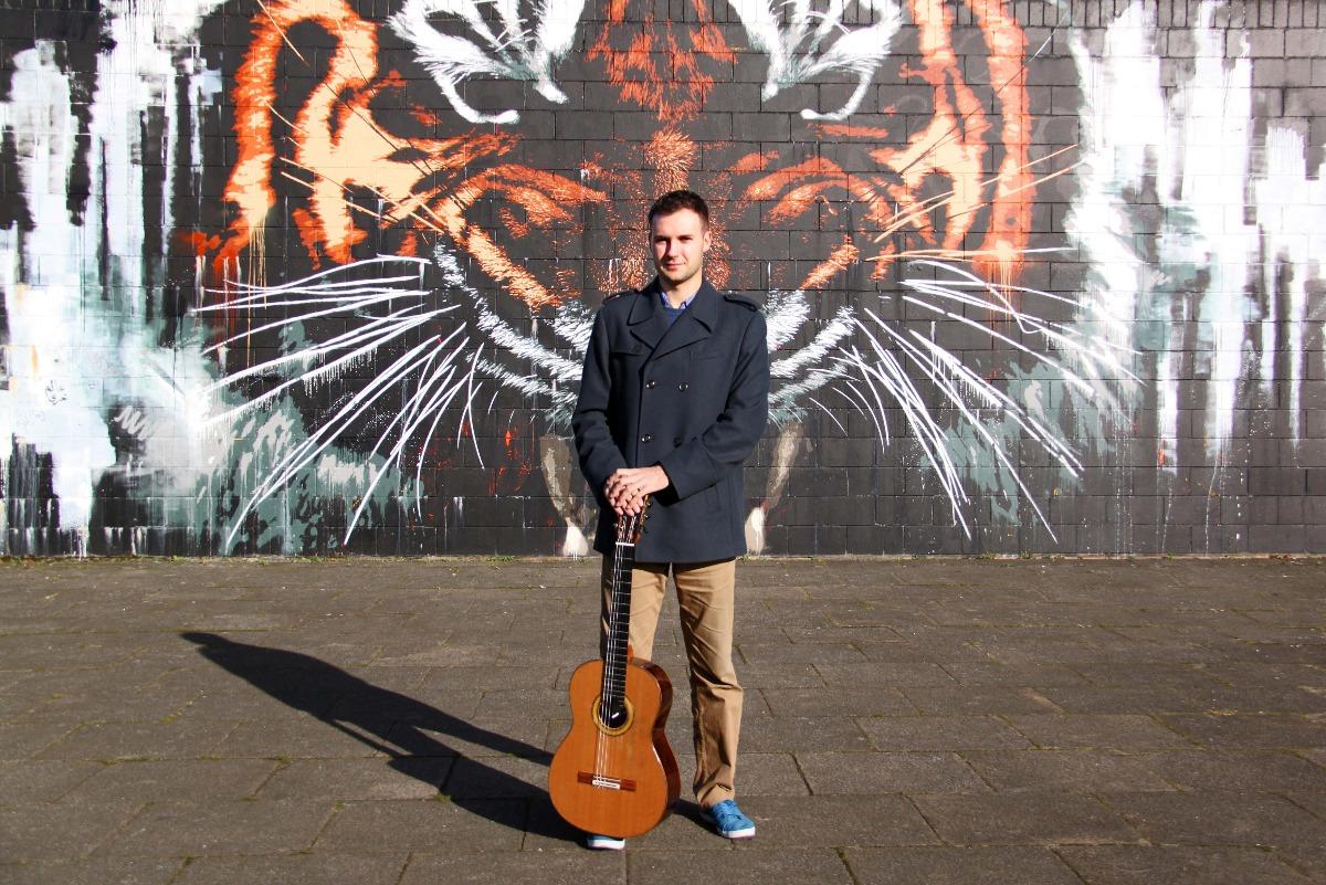 Promo Joseph Classical Guitarist Glasgow