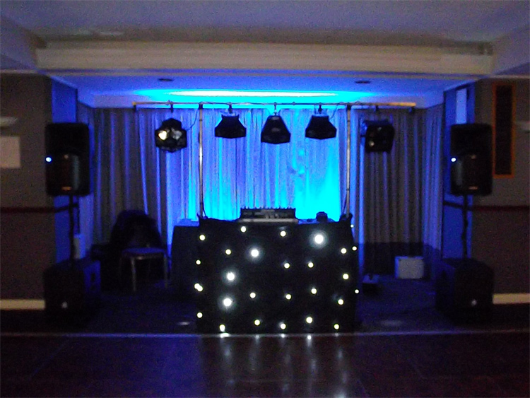 Promo Steve Scott Wedding DJ Staffordshire