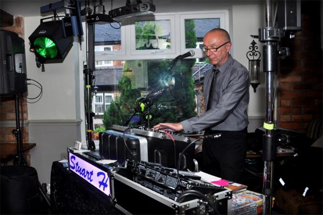 Promo Stuart H Wedding DJ West Midlands