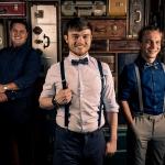 Promo Swing Blue  Hampshire