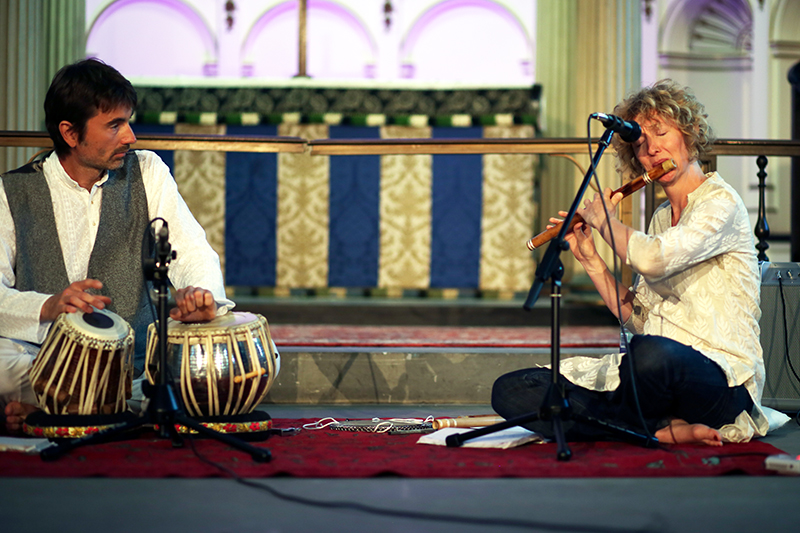 Promo Indian Flute And Tabla Duo Indian Flute and Tabla Duo Hove, East  Sussex