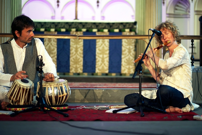 Promo Indian Flute And Tabla Duo Indian Flute and Tabla Duo East Sussex