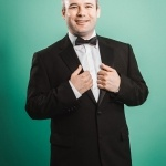 Promo Tenor Russell Classical & Opera Singer Hertfordshire