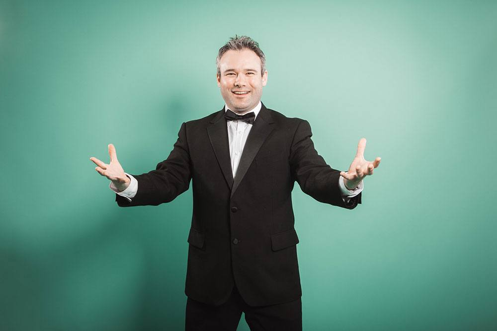 Promo Tenor Russell Solo Classical Tenor Singer Hertfordshire