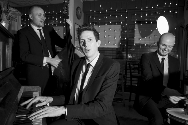 Promo Tessellate Trio Jazz Band Greater Manchester