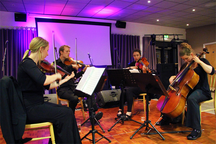 Promo The Baker Street String Quartet String Quartet Somerset