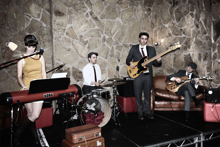 Promo The 45s Function Band Greater Manchester
