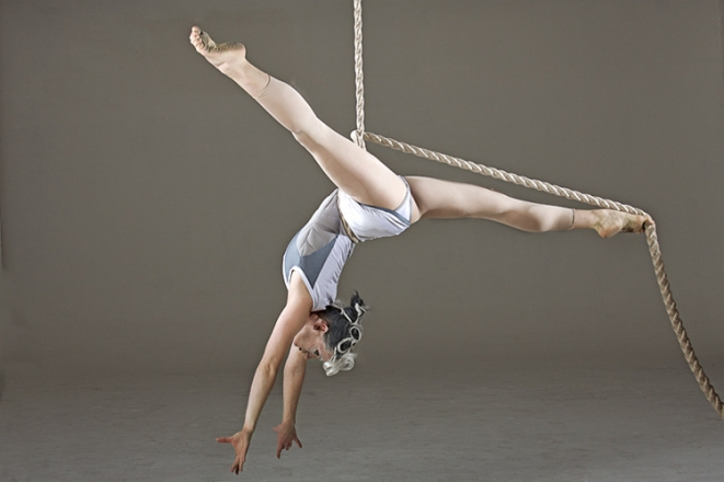 Promo The Aerial Dance Artist Circus Performer Cheshire