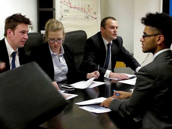 Promo The Apprentices Team Building Experience Dorset
