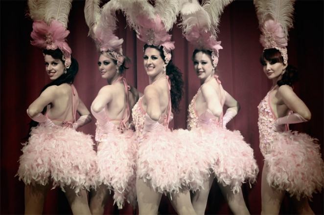 Promo The Belle Beauties Showgirls Buckinghamshire