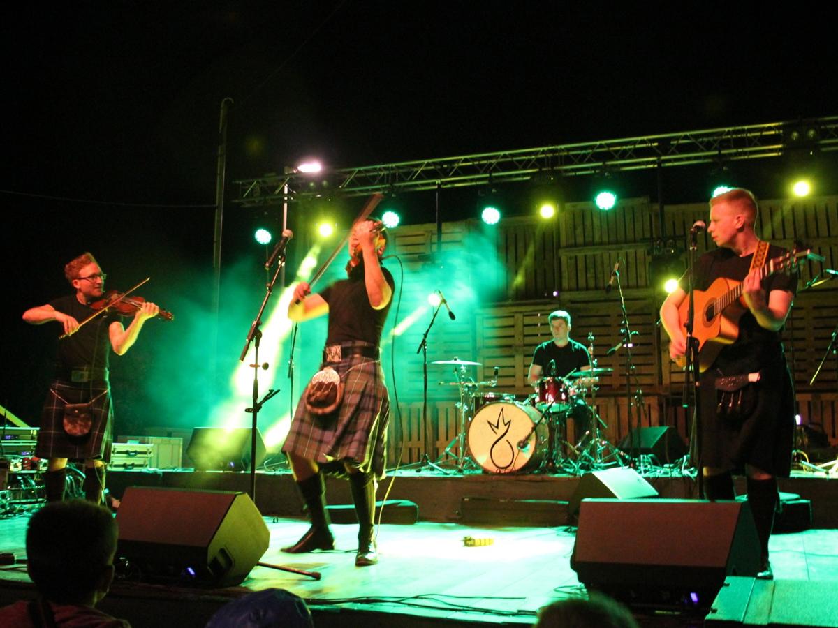 Promo The Blazing Ceilidh Ceilidh Band Edinburgh