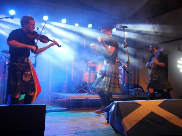 Promo The Blazing Ceilidh  Edinburgh