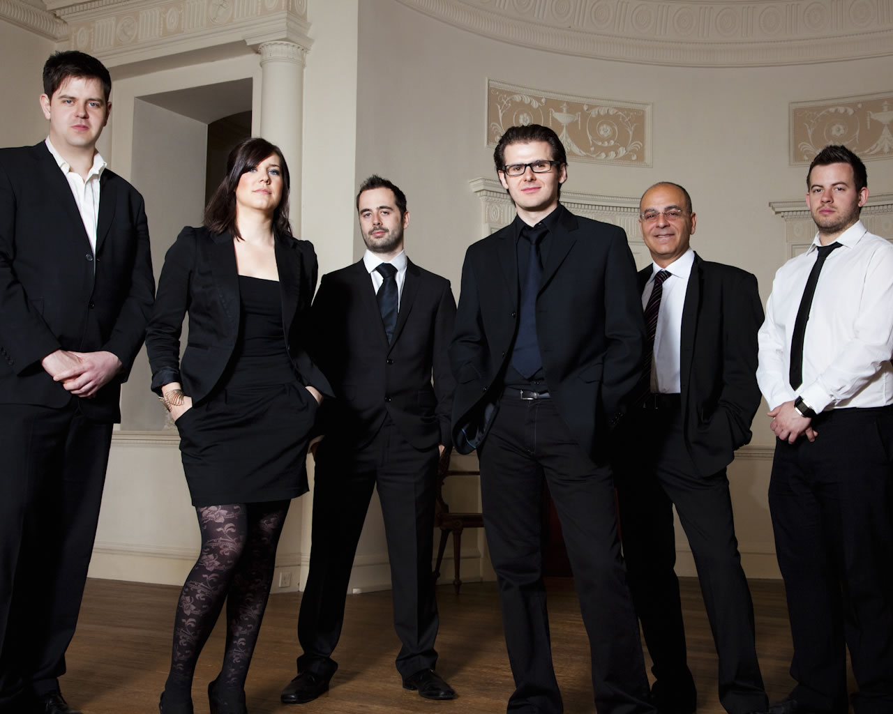 Promo The Brightsides Function Band South Yorkshire